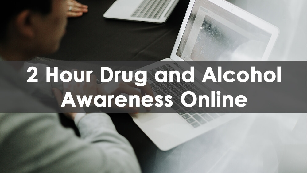 2 Hour Drug And Alcohol Awareness Class Online